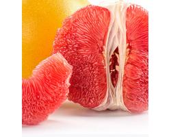 精选三红蜜柚 红心柚子 2粒装 净重约5-6斤 新生鲜水果